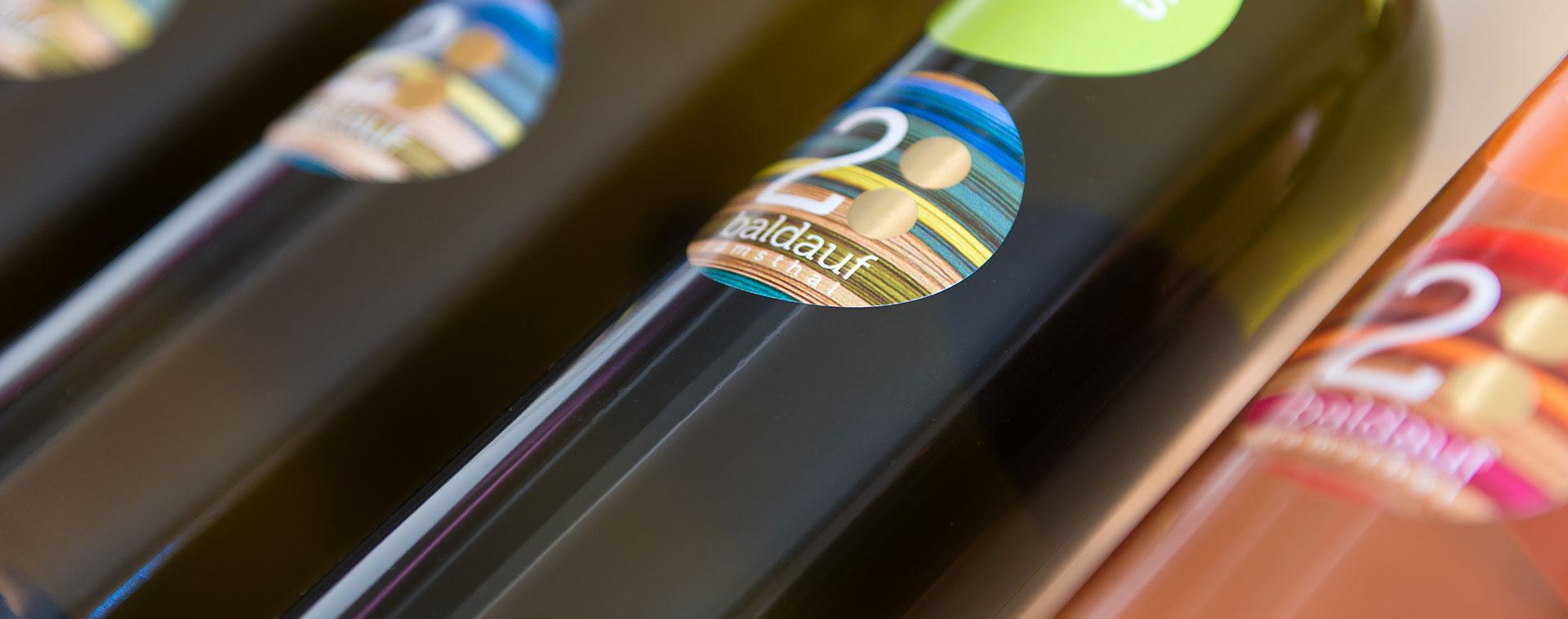 Baldauf Wein - Slider